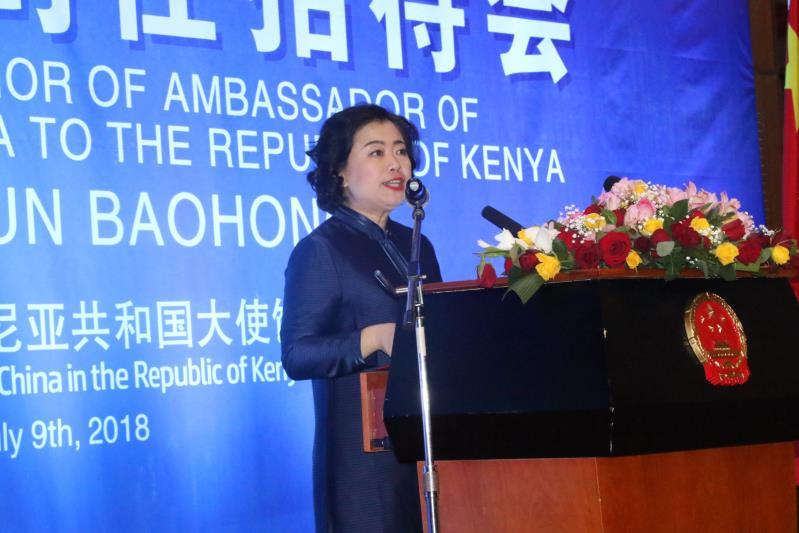 New Chinese Ambassador Pledges to Align Sino-Kenyan Developm
